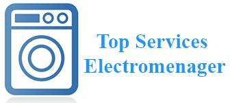 Top Services Electroménager SPRL - Réparation et vente électroménager